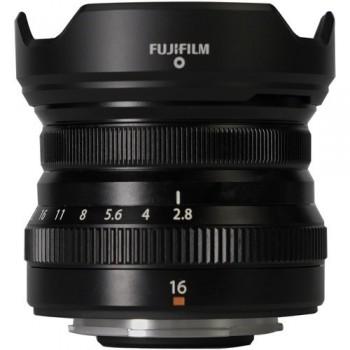 Fuji XF 16/2,8 R WR NOIR