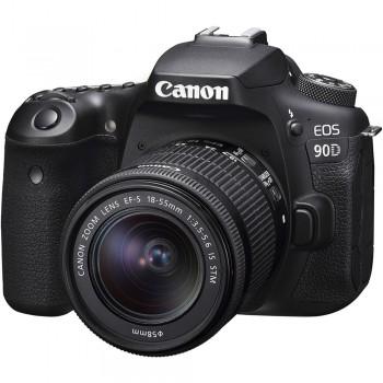 CANON EOS 90D + 18-55...