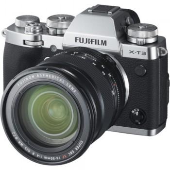 FUJI X-T3 SILVER + XF 16-80...