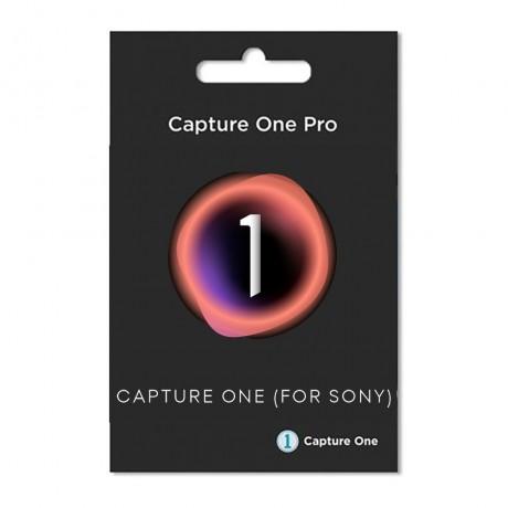 CAPTURE ONE (pour les boitiers Sony)