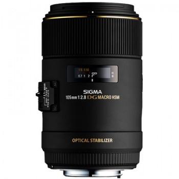SIGMA 105 F/2.8 DG EX OS...