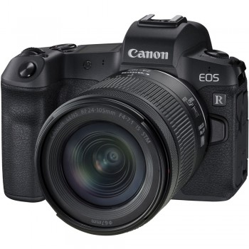 CANON EOS R + RF 24-105...
