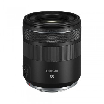 CANON RF 85 F/2 MACRO IS STM