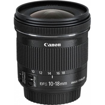 CANON EF-S 10-18/4,5-5,6