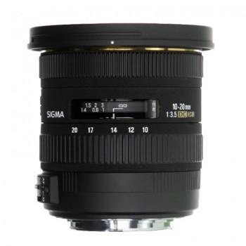 SIGMA 10-20 F/3.5 DC EX HSM...