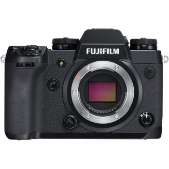Fuji X-H1 Noir